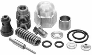 Snow Plow Crossover Valve Kit, replaces Meyer 15606, Buyers SAM 1306105