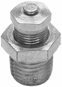 Snow Plow Pressure Relief Valve, replaces Meyer 08473, Buyers SAM 1306100