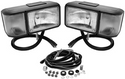 Snowplow Halogen Head Lamp Kit with Harness, Buyers SAM 1311005