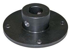"Spinner Hub, Universal (Keyed & Cross Drilled), 1-1/2"" High Buyers SAM 924F0017A"