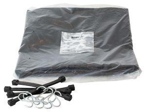 8 Foot Tarp Kit For 96 X 47 Inch SCH Hopper for 1400 Series Spreaders, Buyers SaltDogg 1491501