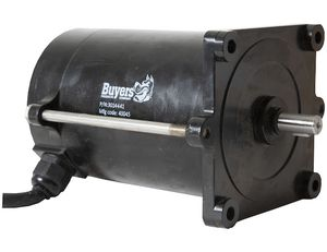 Replacement .5 HP Spinner Motor For SaltDogg® TGSUVPROA, TGS01B And TGS05B Spreaders, Buyers SaltDogg 3014441