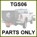 TGS06 SaltDogg Sand and Salt Spreader Parts