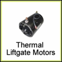 Thermal Liftgate Motors