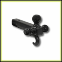 Tri-Ball Mount with Hook
