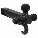 Tri-Ball Mount with Hook, Buyers 1802208