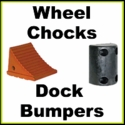 Wheel Chocks & Dock Bumpers