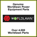 Worldlawn Lawn Mower Parts