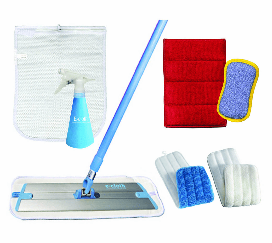 Basic Cleaning Set 7 pc by e-cloth