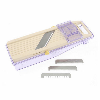 Benriner Slicer with Tray,<br>Made in Japan