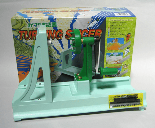 Benriner Turning Slicer, Made in Japan