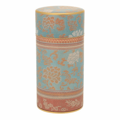 Brodace Peony Blue Tea Canister,  <br>200 Grams