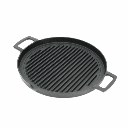 Cast Iron Grill Pan by Iwachu