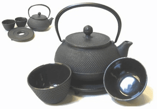 Cast Iron Teapot/Tetsubin Sets
