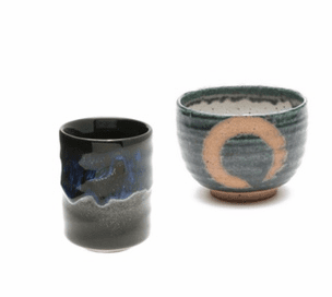Ceramic Tea Cups & Mugs