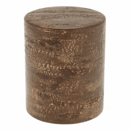 Cherrywood Tea Canister, Holds  <br>180 Grams