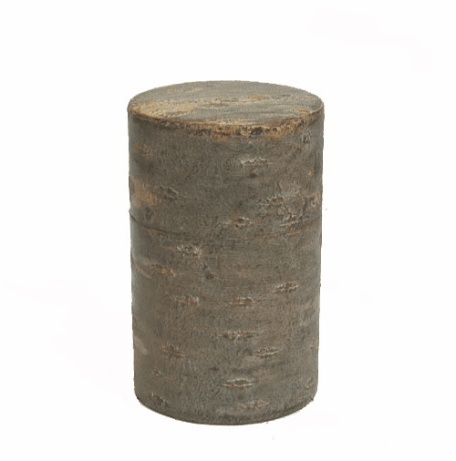 Cherrywood Tea Canister, Holds  <br>90 Grams