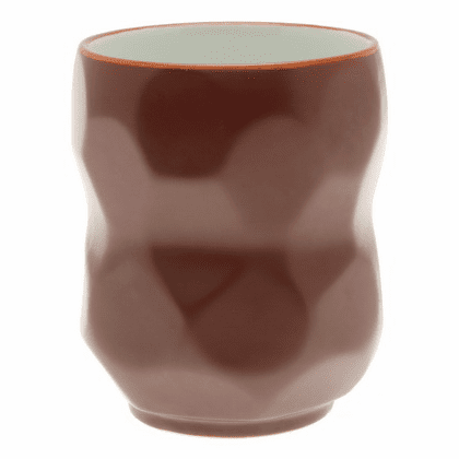Chocolate Facets Sushi Cup, 11 oz.