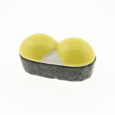 Chopstick Rest Ceramic Sushi Quail Egg