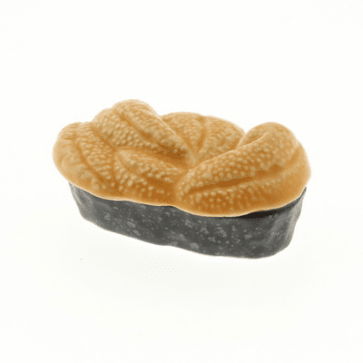 Chopstick Rest Ceramic Sushi<br> Sea Urchin Uni