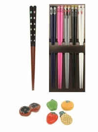 Chopsticks & Chopstick Rests