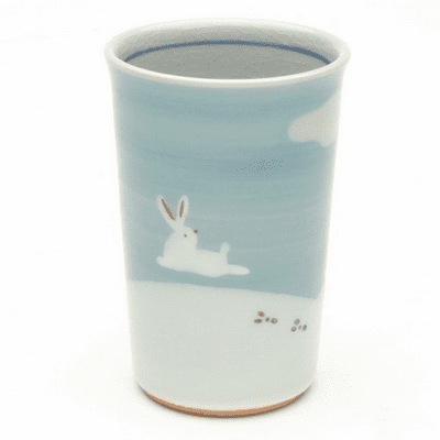 Cloudy Bunny Snow Hill Cup, 7 oz.