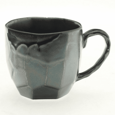 Craft Rock Black Luster Mug, 11 oz.