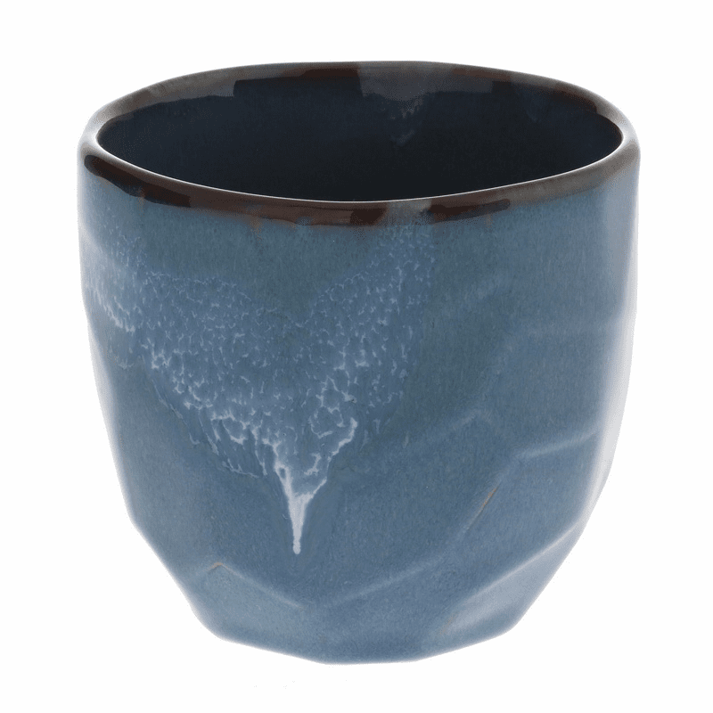 Craft Rock Blue Cumulus Tea Cup 11 oz.