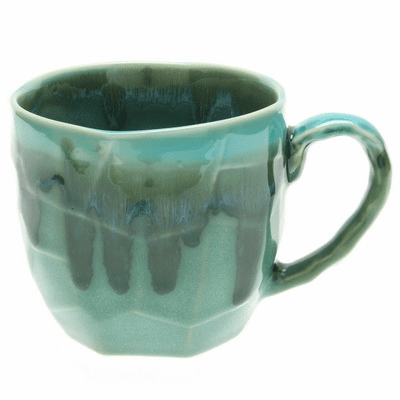 Craft Rock Emerald Surf Mug, 11 oz.