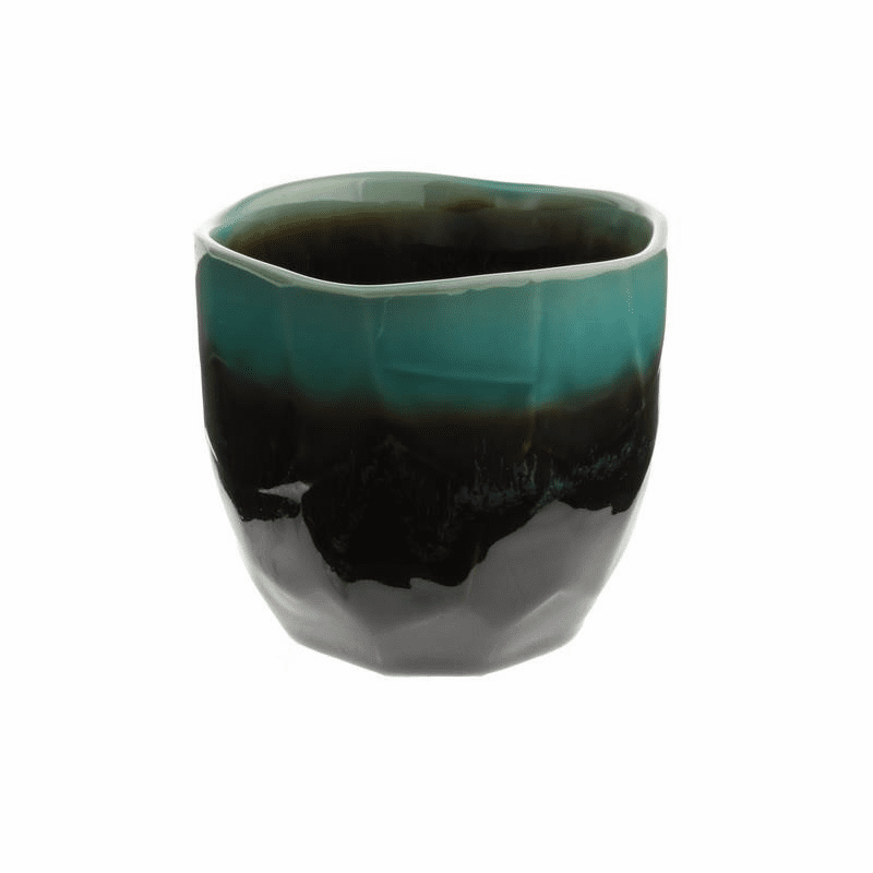 Craft Rock Jade Ocean Kelp Tea Cup 11 oz.