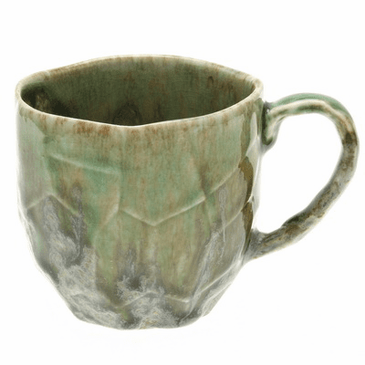 Craft Rock Spanish Moss Mug Cup, 11 oz.