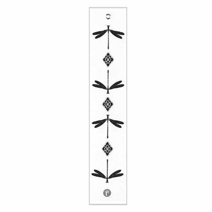 Dragonfly Paper Wind Catcher for Wind Chime