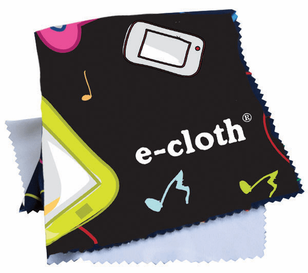 e-cloth Personal Electronics  <br>Cleaning Cloth