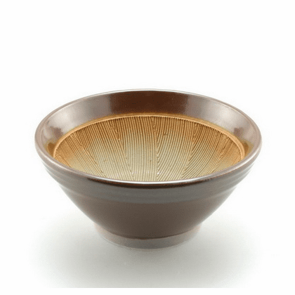 "Earth Tone Brown Mortar<br> 5"", 6"" & 7-3/8"""
