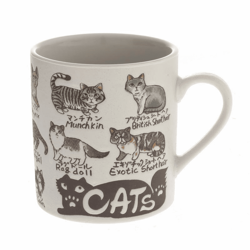 Favorite Cats Mug 10 oz.