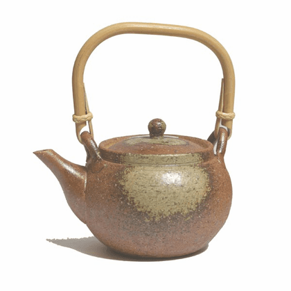 Fire Earth Teapot,  24 oz.