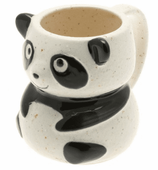 Forest White Giant Panda Cub Mug
