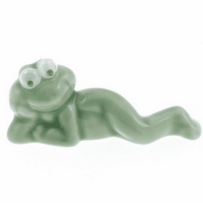 Frog Sideways Pose Chopstick Rest