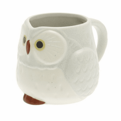 Grey Owl Mug, 9 oz.