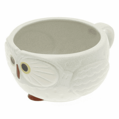 Grey Owl Soup Mug, 12 oz.