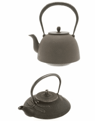 How to Properly Use Your Cast Iron Teapot or Kettle Type of Tetsubin