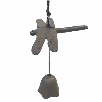 Iwachu Cast Iron Dragonfly Windchime