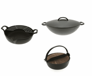Iwachu Iron Cookware Made in Japan