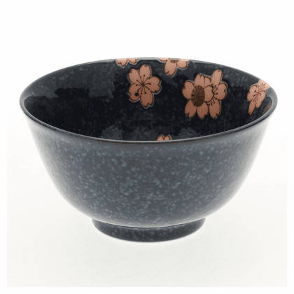 Japanese Moonlit Sakura Bowl 5""