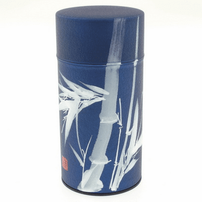 Japanese Tea Canister 200 Grams
