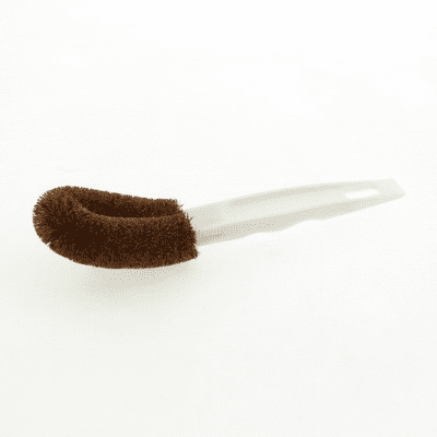 Kamenoko Tawashi Scrubber with Handle