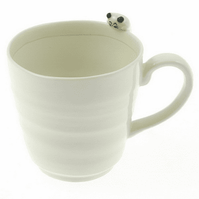 Little Kitty wants Fish Mug 8 oz.