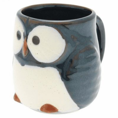 Night Sky Owl Mug, 12 oz.