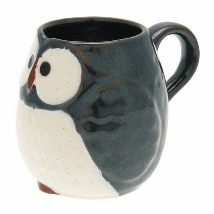 Night Sky Owl Mug, 7 oz.