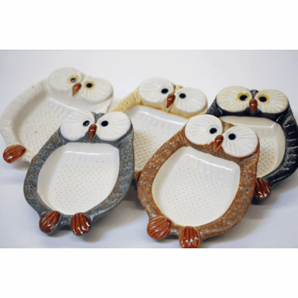 Owl Graters Available in 5 Different <br>Colors